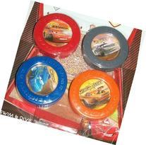 Disney Pixar Cars Set of 4 Swim & Dive Discs