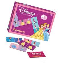 DISNEY PRINCESS Dominoes Snow White Ariel Belle + More