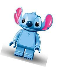 LEGO Disney Series Collectible Minifigure Stitch