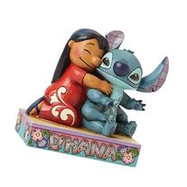 Enesco Disney Traditions by Jim Shore Lilo and Stitch