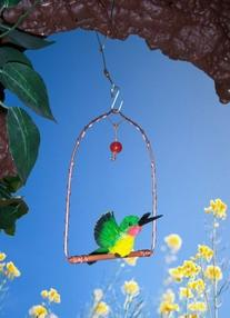 Songbird Essentials SEHHHUMSD Display Copper HumBird Swing w