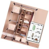 Whitmor Display Rack - 5 Compartment - 68 Height x 45.2