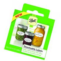 60PK Dissolv Jar Label