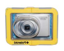 Polaroid Dive-Rated Waterproof Camera Housing - Protects