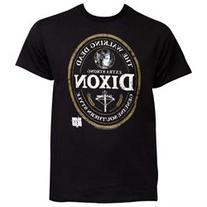 Men's Walking Dead Dixon Emblem T-Shirt