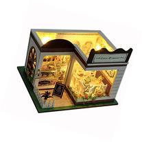 Cuteroom DIY Kits Dollhouse Miniature Model Handicraft Sweet