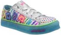 Skechers Kids 10380L Dizzy Daisy Light-Up Sneaker