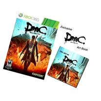 DMC Devil May Cry Walmart Exclusive with Art Book