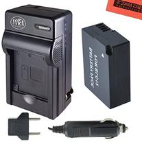 DMW-BLC12 Battery and Battery Charger for Panasonic Lumix