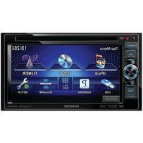 Kenwood DNX570HD Touchscreen In-Dash 2-DIN Multimedia DVD