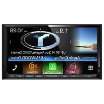 Kenwood DNX773S Double DIN Navigation In-Dash with Built-in