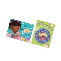 Doc McStuffins Invite/Thank You Cards 2 pack