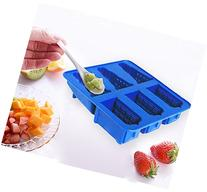 Joyoldelf Doctor Who Silicone Ice Cube Tray and Chocolate,