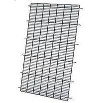 "Dog Cage Floor Grid Black/29"" x 20"" x 1"
