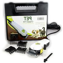 Dog Grooming Clippers - Professional Pet Electric Hair