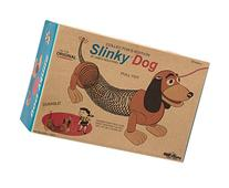The Original Slinky Brand Slinky Dog in Retro Packaging