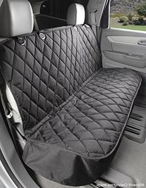 4Knines Dog Seat Cover Without Hammock for Cars, SUVs, and