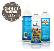 Dog Shampoo: and Conditioner All In One- Cleans, Conditions