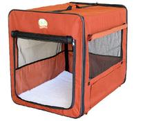 Go Pet Club Dog Soft Crate, 43-Inch by 28-Inch by 32-Inch,