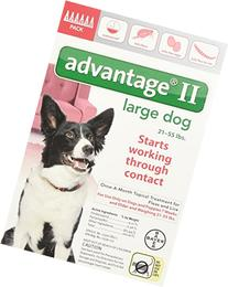 Flea Control for Dogs and Puppies 21 - 55 lbs