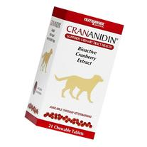 NutraMax Crananidin Chewable Tablets - 21 ct