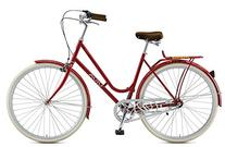 Viva Dolce City Cruiser Bicycle, 700c wheels, 47 cm frame,