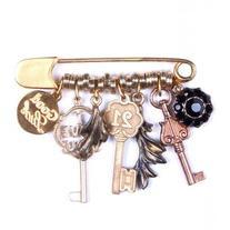 Dolce & Gabbana Good Luck Charm Brooch