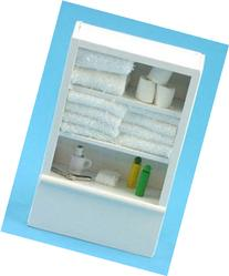 Dollhouse Miniature 1:12 Scale Mini Linen Cupboard White