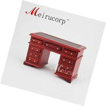 Dollhouse 1/12th Scale Miniature furniture hand Elegant red