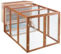 Domestic Pet Rabbit Hutches Rabbit Pen Chick Winner