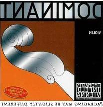 Thomastik Dominant 4/4 Violin String Set - Medium Gauge -