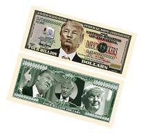 Donald Trump Dump Trump Four Billion Dollar Bill - Highly