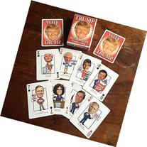 Donald Trump Presidential Candidate Deck Of Playing Cards w