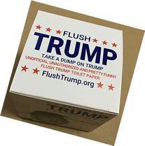 FlushTrump Donald Trump Toilet Paper