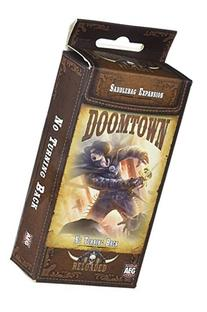 Doomtown Reloaded No Turning Back Game