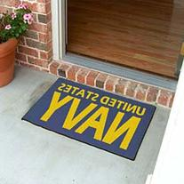 Navy Doormat 20''x30'', Navy