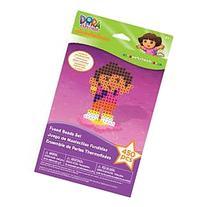 Dora the Explorer Perler Fused Bead Set ~ Dora Introduction