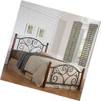 Fashion Bed Group Doral Bed, Size: Queen