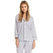 Sleepy Jones Dot Marina Pajama Shirt