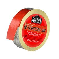 DOT Reflective Tape - Red and White - DOT-C2 Conspicuity