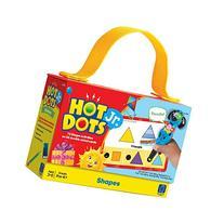 Educational Insights Hot Dots Jr. Card Set - Shapes