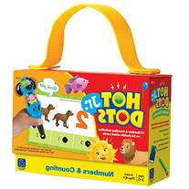 Educational Insights Hot Dots Jr. Numbers and Counting Card