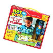 Educational Insights Hot Dots Jr. Let's Master Pre-K Reading