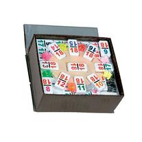 CHH Double 18 Professional Sized Mexican Train Dominoe Set