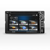 Double 2 Din Car GPS Navigation with 3G Internet Vehicle DVD