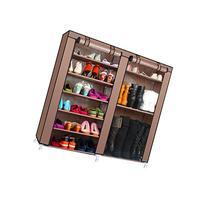 Magshion* Double Style Shoe Boot Closet Rack Shelf Storage