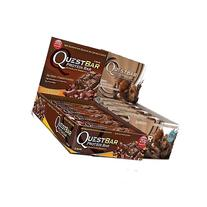 Quest Bundle: 12 Count Double Chocolate Chunk + 12 Count