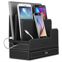 EasyAcc Double-deck Multi-device Charging Organization