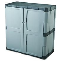 Rubbermaid Double-Door Storage Cabinet - Base, 36w x 18d x