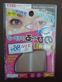 DAISO Natural Double Eyelid Nudy Tape Slim 86 pcs Bandage